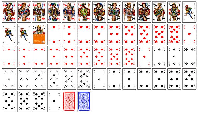 Wieviel Karten Hat Romme